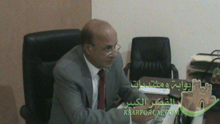السيد منصور اشفيرة وكيل لائحة الشورى والاستقلال في حوار خاص