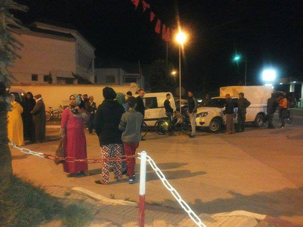 القصر الكبير: توقيف 13 شخصا في حملة أمنية