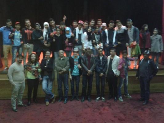 فرقة نوارس هيسبريس للمسرح تختار 23 ممثلا للعمل المسرحي الجديد
