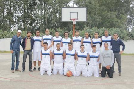 نادي لوكوس القصر الكبير لكرة السلة الطامح لصنع أمجاد السلة القصرية