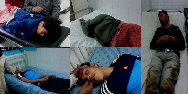 إصابات في صفوف سكان البناندة بعد تجدد المواجهات