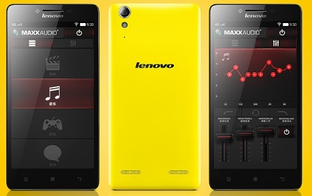 لينوفو تطلق هاتفاً ذكياً بسعر لا يتجاوز 100 دولار