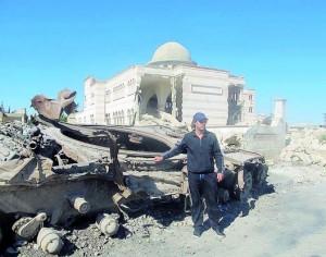 عدة في سوريا