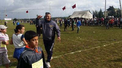 التعليم الابتدائي يشارك بقوة في البطولة الإقليمية للعدو الريفي