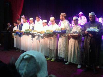 المجلس البلدي يحتفي بمتفوقي التعليم العتيق  بمناسبة الاحتفال بذكرى المولد النبوي