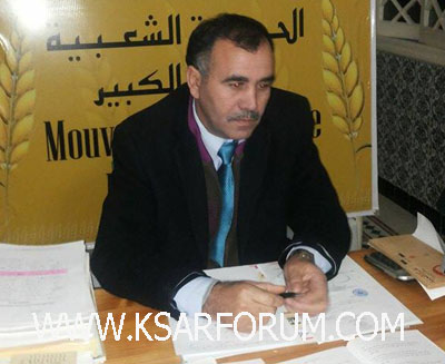 عربوش : السيمو لم يساهم بسنتيم منذ فوزه بالمقعد البرلماني و سنلجأ للقضاء