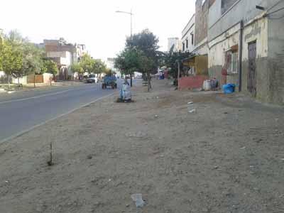 حي الماكيب :  الحق في المشي على أحجار الپاڤي