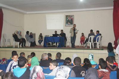 المرحلة الثالثة من مسابقة السيرة النبوية التي تنظمها جمعية المبادرة