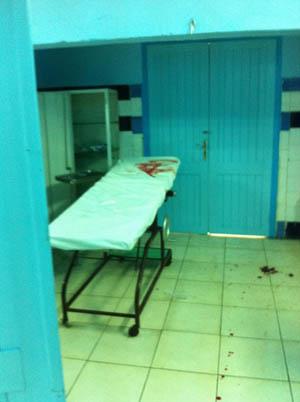 وفاة عامل البناء الذي سقط من الطابق الثالث بحي اروافة