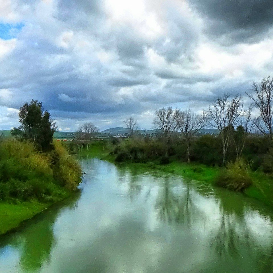 """نهر """"اللوكوس"""""""