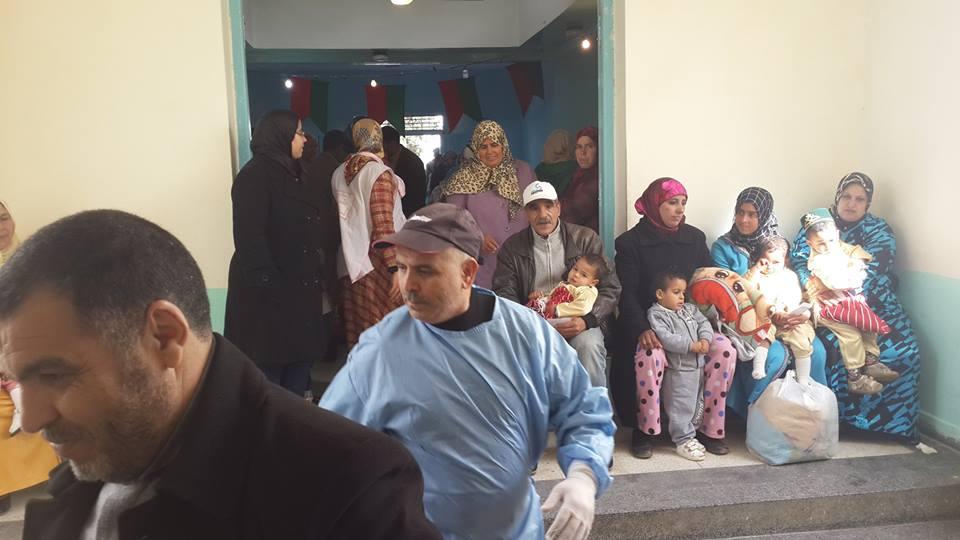 المجلس البلدي ينظم حفل إعذار لأكثر من 600 طفل بمستوصف مولاي علي بوغالب