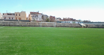 مواطن يطالب بتمكينه من مستحقاته بعد قيامه بورش إصلاح مرافق الملعب البلدي