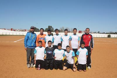 أشبال الطبري الإعدادية يخسرون البطولة الإقليمية لكرة القدم صنف الصغار