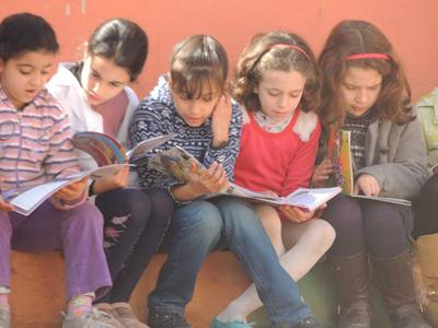 التربية على القراءة بين المجتمعين المؤسساتي والمدني…