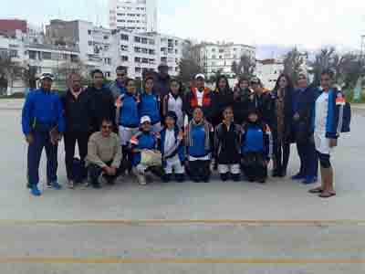 فتيات وادي المخازن بقيادة محمد فكيسن يتأهلن للبطولة الوطنية