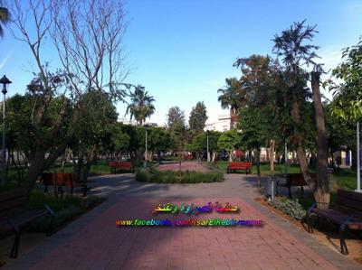 مواطنون يتساءلون عن سر إغلاق حديقة السلام المرينة ـ فيديو ـ