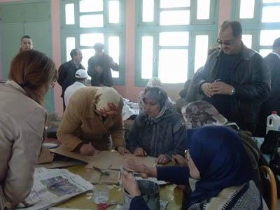 مدرسة سيدي بلعباس تختضن ورشة تدريبية استعدادا للكرنفال التربوي الثاني