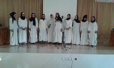 نادي القرآن والسيرة بالثانوية المحمدية يسدل الستار عن مسابقة التجويد