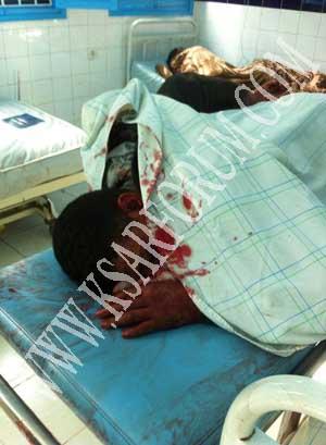 عرباوة : اصطدام سيارتين يخلف ثلاث قتلى و أربع إصابات خطيرة