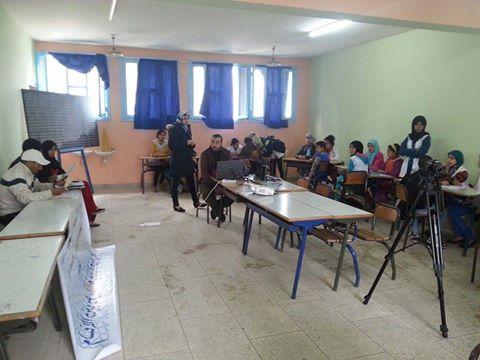 جمعية آباء و أولياء أمور تلاميذ ثانوية علال لوديي الإعدادية تنظم المسابقة الثقافية الكبرى الأولى