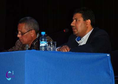"""الدكتور عبد العالي حامي الدين يؤطر ندوة بعنوان """"المجتمع المدني و الادوار الدستورية الجديدة """" بالقصر الكبير"""