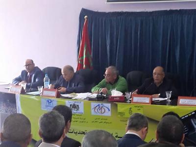 كلية العرائش تحتضن يوما دراسيا حول المدرسة المغربية وتحديات العنف