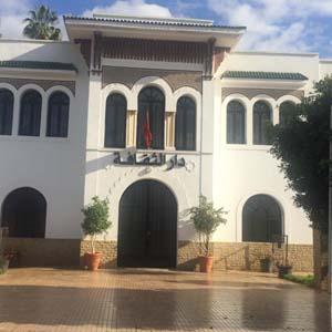 المجلس البلدي و دعم المتلقيات الثقافية و الفنية بالمدينة