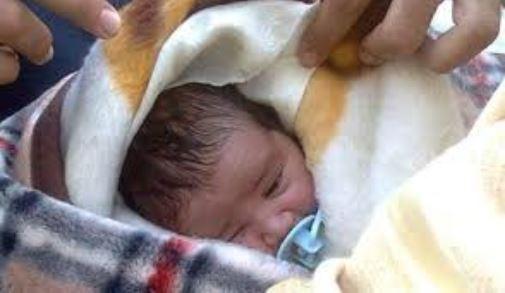 العثور على رضيع حديث الولادة مرمي بحي المحصحاص بالعرائش