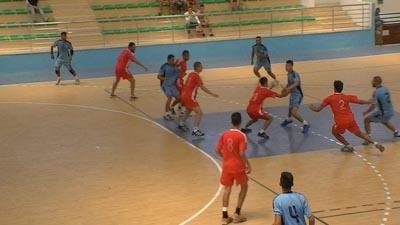 النادي القصري لكرة اليد يحقق الصعود للقسم الوطني الأول بعد انتصاره على السد التطواني
