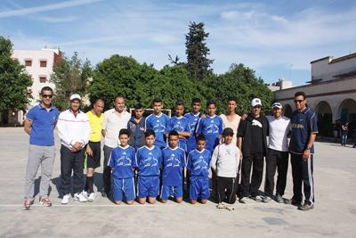 انطلاق النسخة 14 من دوري الانبعاث لكرة القدم المصغرة