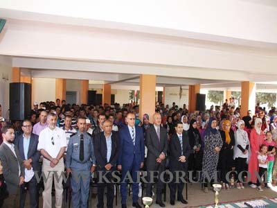 اعدادية مولاي عبد السلام بن مشيش تتألق في مهرجانها الربيعي بحضور النائب الاقليمي