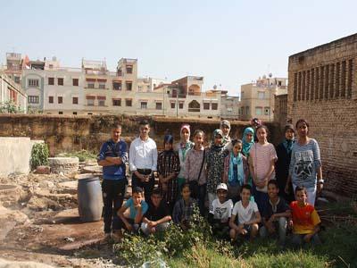 تلاميذ الطبري في زيارة للفضاء المتحفي للمقاومة وجيش التحرير