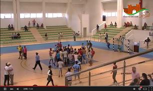 النادي القصري لكرة اليد يصعد للقسم الأول