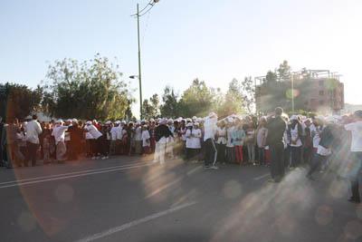جمعية أمومة تنظم السباق النسوي الثالث على الطريق بتنسيق مع جمعيات المجتمع المدني