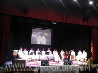 المعهد الموسيقي يختتم موسمه الدراسي بحفل فني