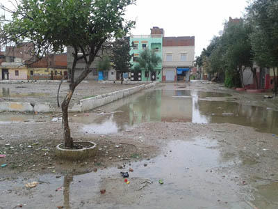 المجلس البلدي يتهاون في الوفاء بموعد تهيئة حديقة مولاي رشيد بحي المناكيب.