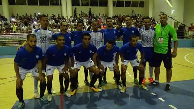 لكوس القصر الكبير يسحق الأهلي الإماراتي في اليوم الثاني من الدوري الدولي لكرة القدم داخل القاعة