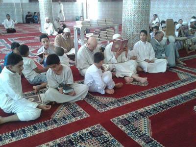 نتائج إقصائيات المسابقة المحلية الأولى في حفظ وتجويد القرآن الكريم بالقصر الكبير والنواحي