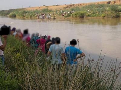 واد اللوكوس : انتشال جثة شاب من حي الفرفارة غرق في الشاطو