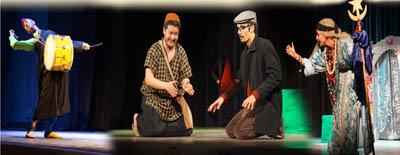 """مسرحية الخيّال تشق لفرقة """"نوراس هسبريس"""" طريقها نحو الإحتراف"""