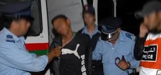 مصالح الأمن تلقي القبض على مروجين للحشيش و الأقراص المهلوسة بالقصر الكبير