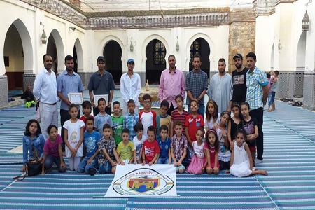 جمعية كفايات, ودادية النقاء وجمعية أبطال الأوبيدوم في زيارة للمعالم التاريخية للمدينة..