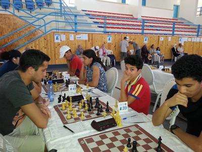 شطرنج : تألق أبطال جمعية الفرس العربي في مهرجان شفشاون