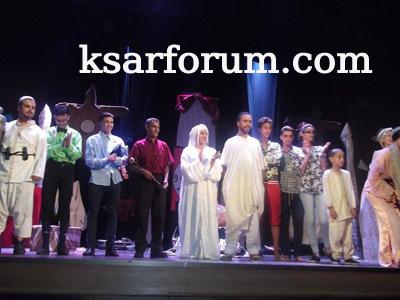 """فرقة نوارس للمسرح تقدم عرضها المسرحي """" الخيال"""" في حلة جديدة"""