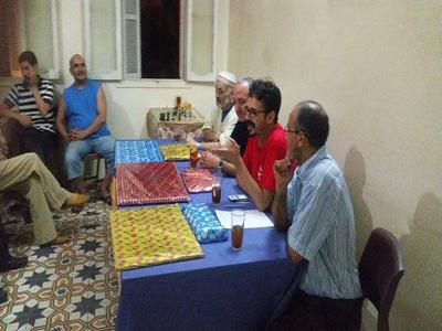 جمعية الفرس العربي للشطرنج تنظم حفلا ختاميا لدوري رمضان