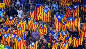 تواطؤ جامعة الكرة الاسبانية مستمر مع برشلونه