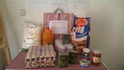 """حملة """" اغنوهم عن السؤال """" تستهدف 26 أسرة معوزة بحي العروبة"""