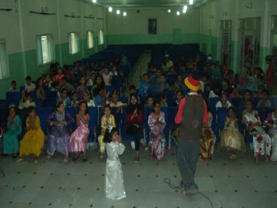 إفطار جماعي بالمقاطعة الثالثة بمشاركة أزيد من مائة طفل