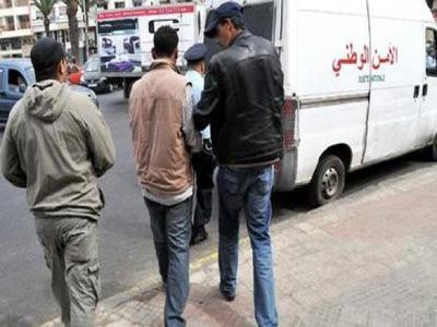 الشرطة تلقي القبض على سكير في نهار رمضان بالقصر الكبير