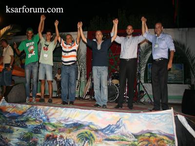 جمعية فضاء حي الأندلس تحتفي بعيد العرش المجيد
